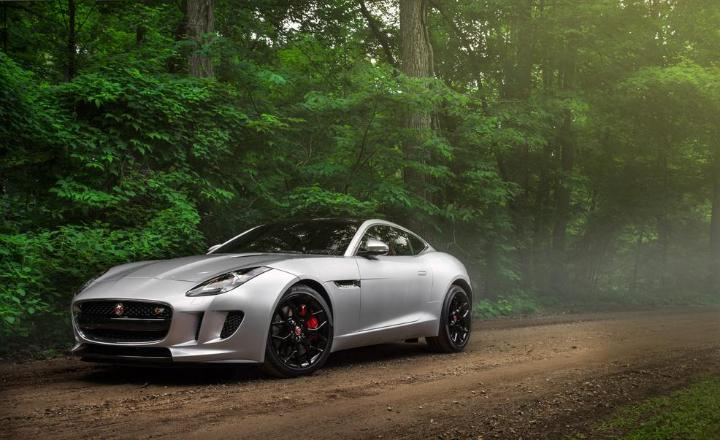 TESTED: 2015 Jaguar F-Type V-6 S Coupe