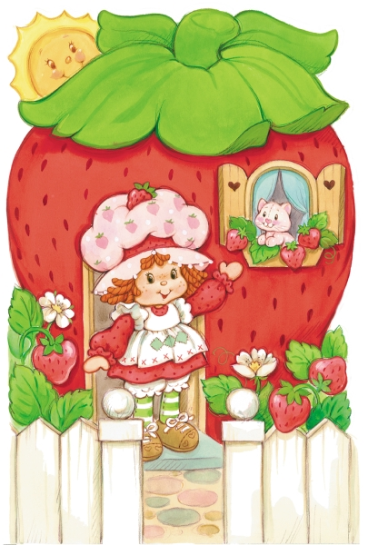 Happy Birthday, Strawberry Shortcake!