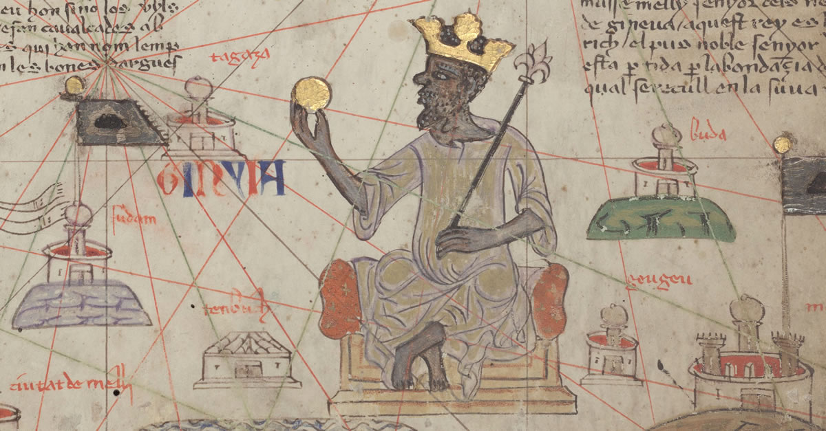 Who are the Mandinka? - Ask History