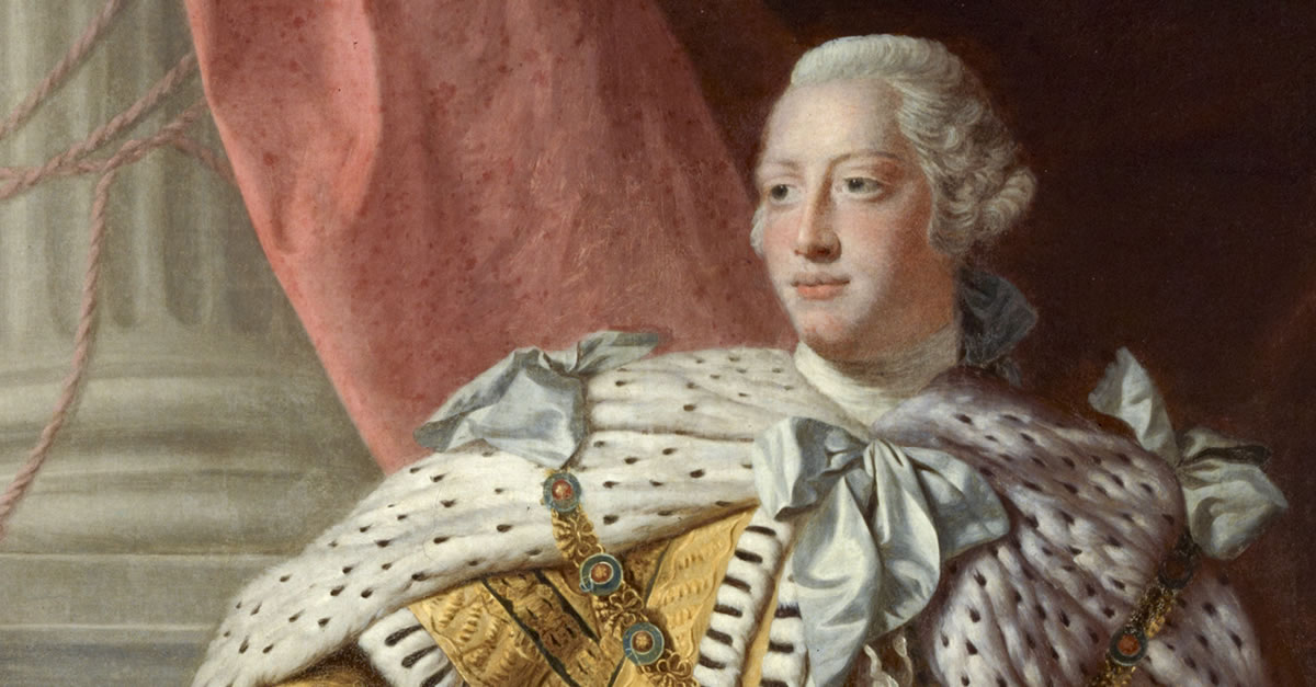 """Letters May Prove George III """"Madness"""" Theory - History in the Headlines"""