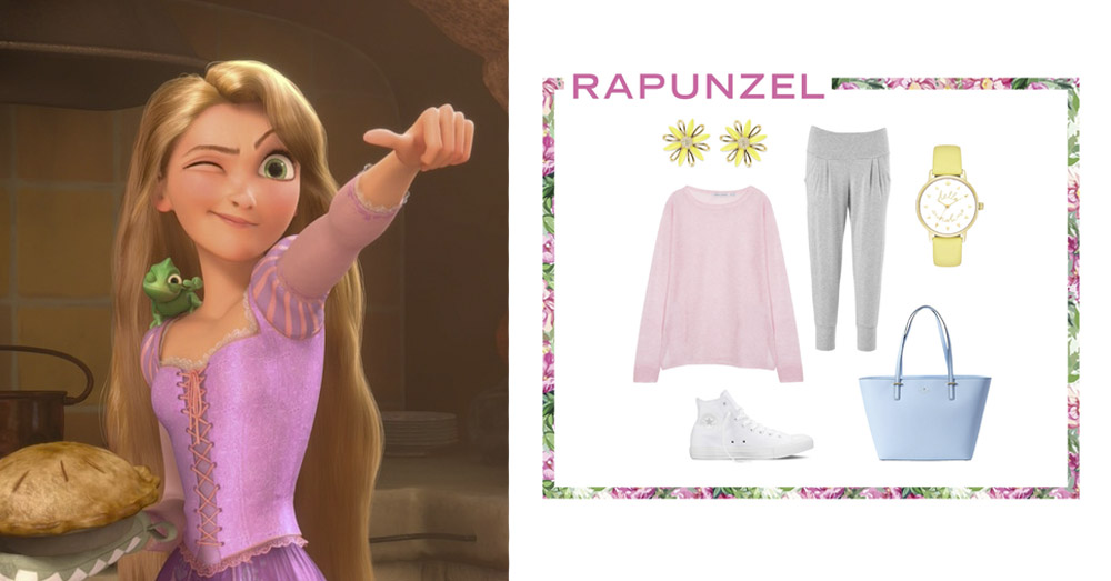 5 Athleisure Looks Fit For Our Favorite Princesses | Fashion