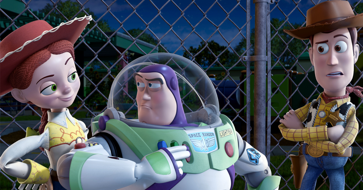 9 Imaginary Disney and Disney•Pixar Movie Crossovers