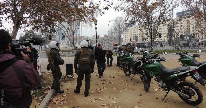 Justicia Militar en Chile