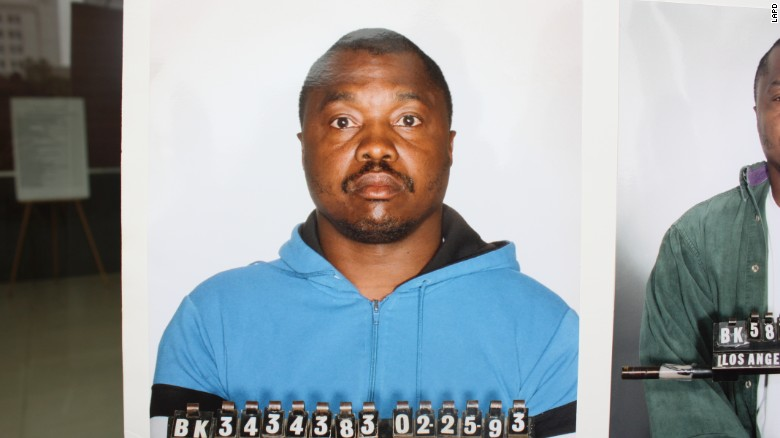 Los Angeles jury convicts 'Grim Sleeper' of 10 murders