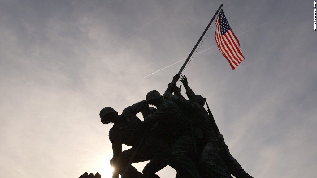 Are false memories to blame for Iwo Jima flag-raising dispute?
