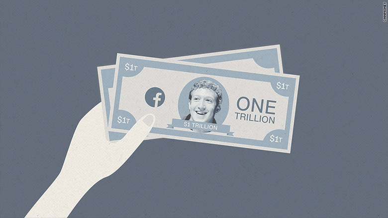 Why Facebook could one day be worth $1 trillion
