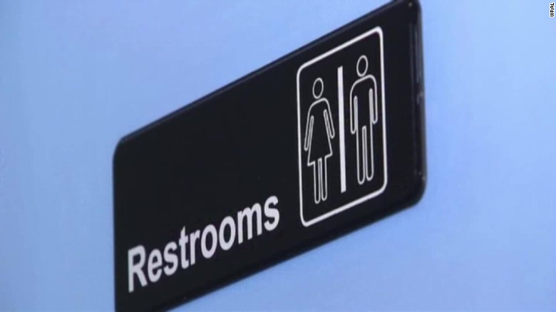 Uncomfortable encounters have begun under North Carolina's new bathroom law