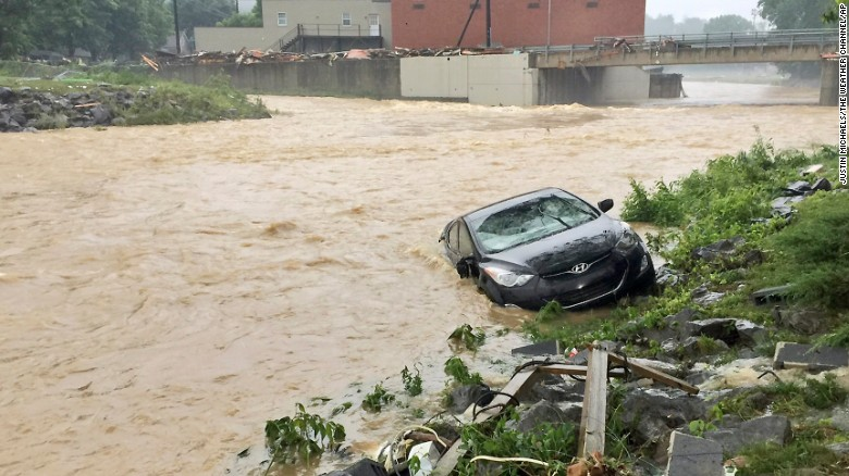 At least 20 dead in West Virginia flooding, governor says