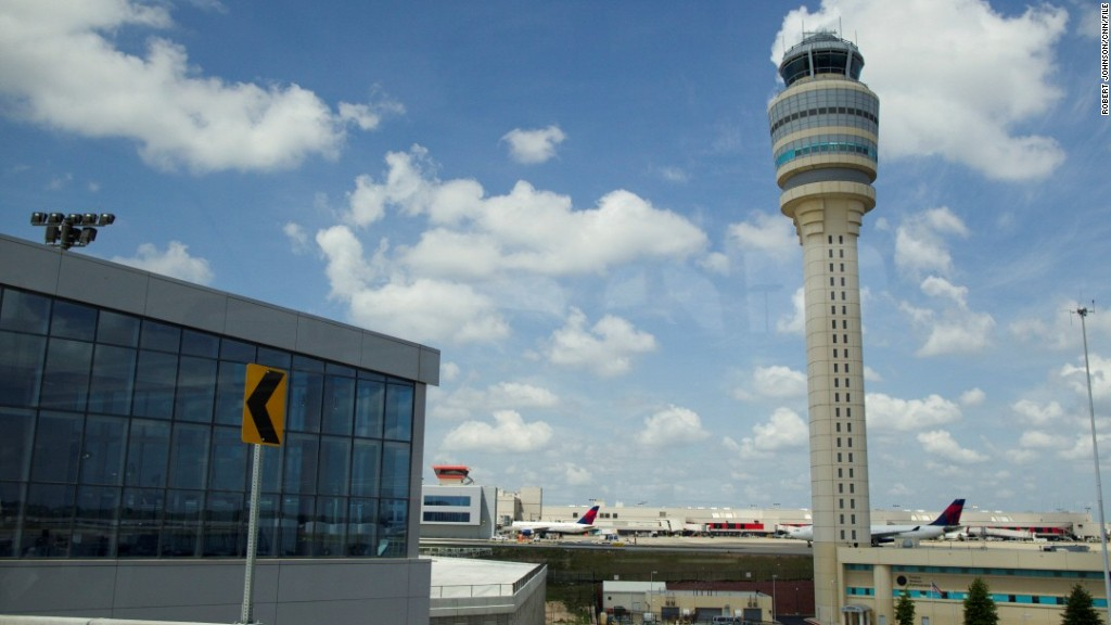 World's busiest airports announced