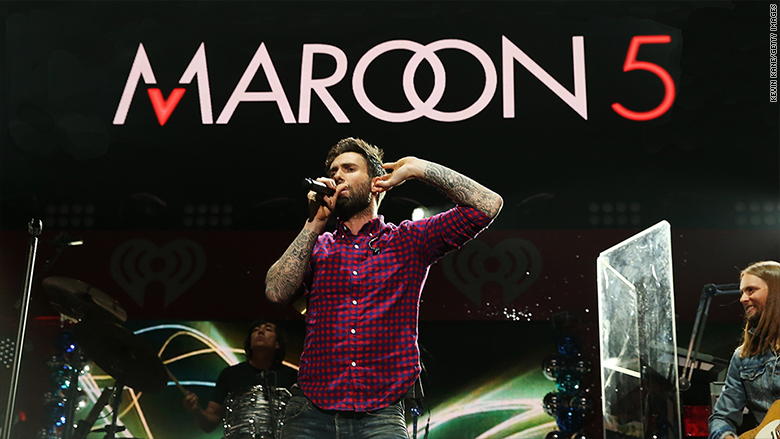 Maroon 5 cancels North Carolina concert over anti-LGBT law