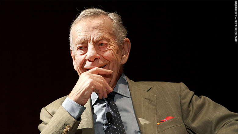 Morley Safer, CBS news legend, dies at 84