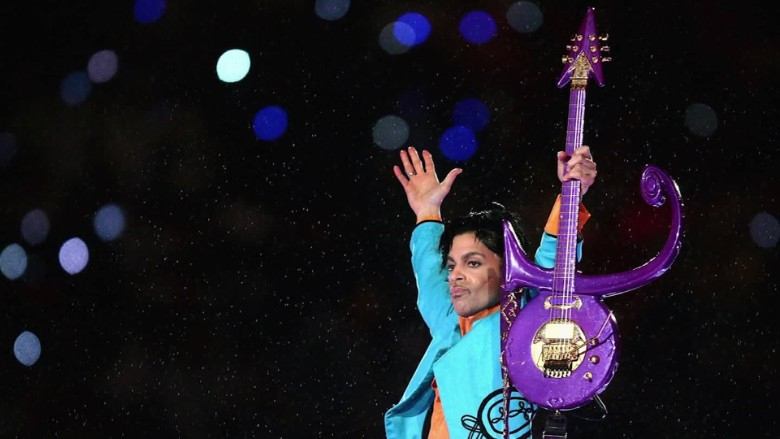 What happens to the trove of unreleased Prince music in 'the vault'?