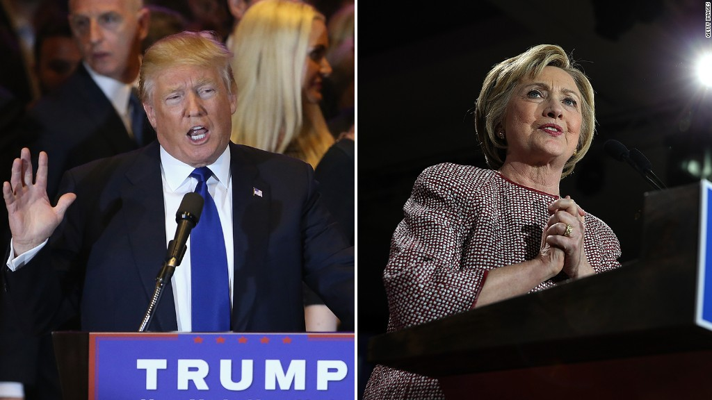 Fox News poll: Donald Trump snatches lead from Hillary Clinton