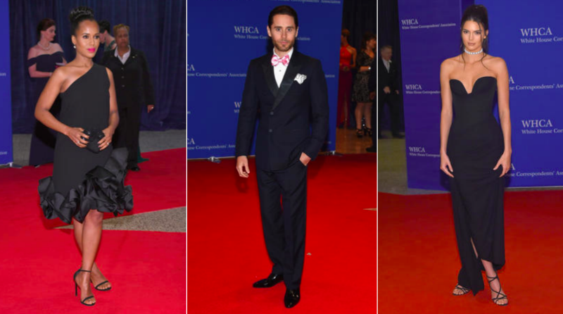 PHOTOS: White House Correspondents' Dinner 2016 red carpet