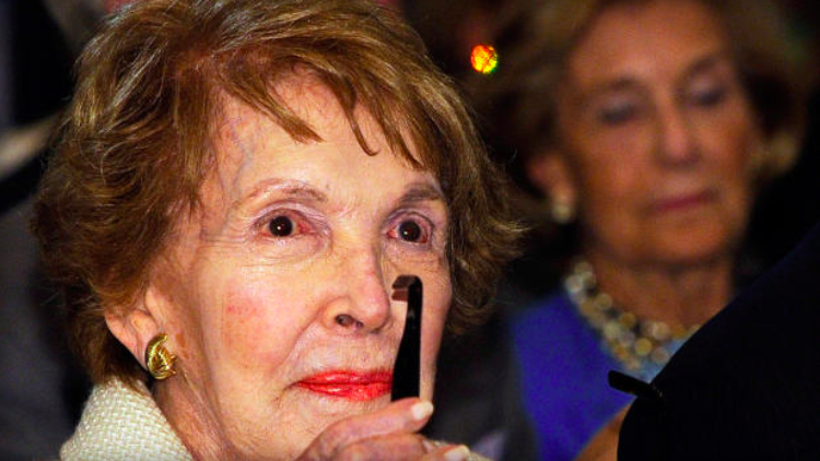 TMZ boss: We reported Nancy Reagan's death before her own daughter knew