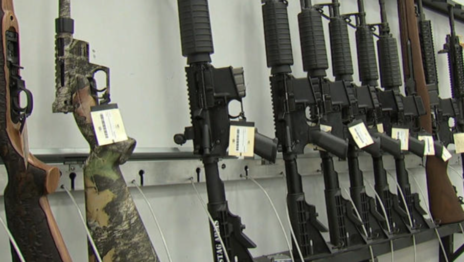 Should there be a nationwide ban on assault weapons?