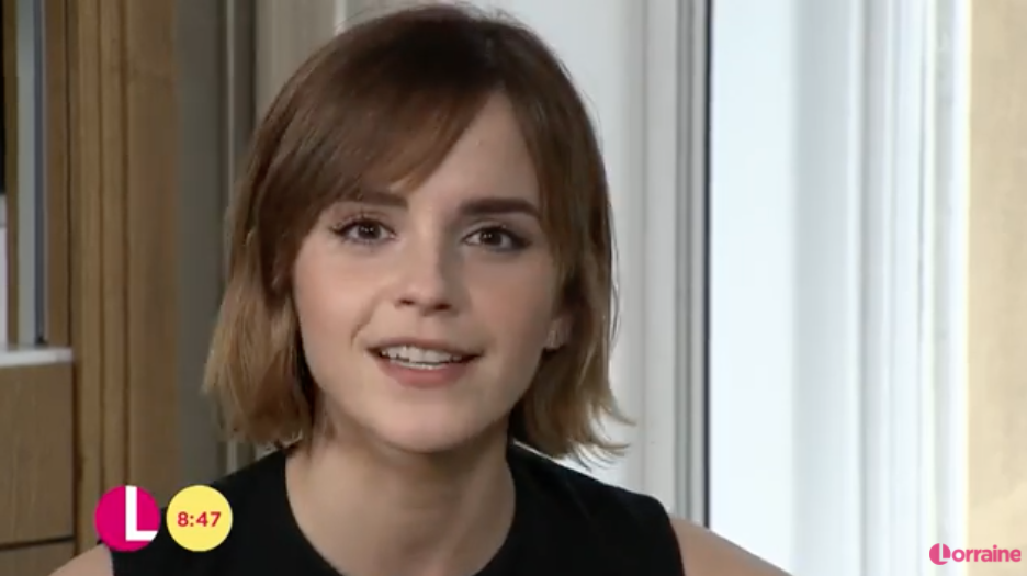 Emma Watson is embarrassed the world now knows her ringtone