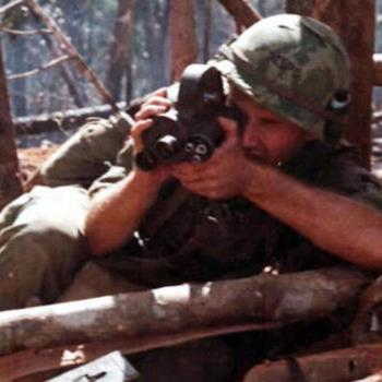 The soldiers who saw the Vietnam War through their camera lens